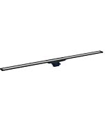 Geberit Duschrinne CleanLine20 154451KS1 Metall poliert/gebürstet, 30-130cm, Fertigset