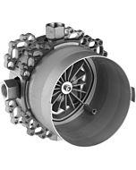 """Duravit Bluebox Unterputzkörper GK0900000000 1/2"""", ohne Vorabsperrung, Einbautiefe 75-105 mm"""