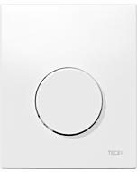 TECEloop Urinal Betätigungsplatte 9242640 weiss antibac, Kunststoff