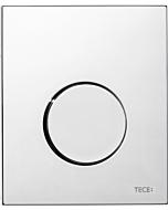 TECEloop Urinal Betätigungsplatte 9242626 chrom glänzend, Kunststoff