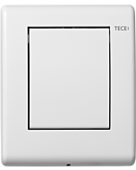 TECEplanus Urinal Betätigungsplatte 9242312 weiß seidenmatt