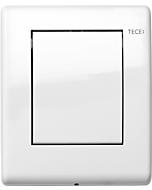 TECEplanus Urinal Betätigungsplatte 9242314 weiß glänzend