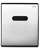 TECEplanus Urinal Betätigungsplatte 9242351 chrom glänzend, Elektronik, 6 V-Batterie