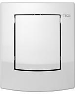 TECEambia Urinal Betätigungsplatte 9242140 weiß antibakteriell