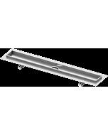 TECEdrainline Duschrinne 601500  150 cm, gerade, mit Seal System Dichtband