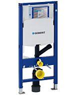 Geberit Duofix Wand WC Element 111364005 Bauhöhe 112 cm, Geruchsabsaugung Abluft