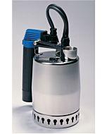 Grundfos Unilift Kellerentwässerungspumpe 012H1900 KP250-AV1, 11/4 IG, 230 V, 10m, Chrom-Nickel-Stahl