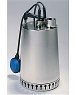 Grundfos Unilift Schmutzwasserpumpe 96001798 Edelstahl, AP 12.40.08.A1, 1 1/2 IG, 230 V, 5 m