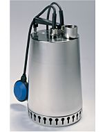Grundfos Unilift Schmutzwasserpumpe 96001965 Edelstahl, AP 12.50.11.A1, 2 IG, 230 V, 5 m