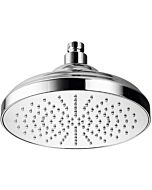 Herzbach Living Spa Retro Regenbrause 11672400101 chrom, Ø 200 mm