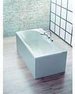 Hoesch Spectra Badewanne 3650.010 170x75cm, weiß