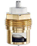 Heimeier Thermostat Umrüstoberteil 350224300 DN 10/15, 3/8