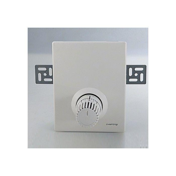 Oventrop Einzelraumregelung Unibox T mit Thermostat Uni LH wei/ß 1022636