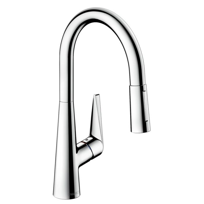 Hansgrohe Talis S 200 Kitchen Faucet 72813000 Chrome Pullout