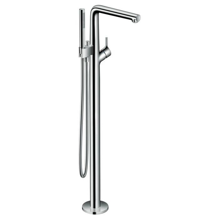 Hansgrohe Talis S Single Lever Bath Mixer 72412000 Chrome Floor
