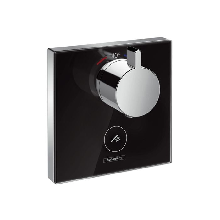 Hansgrohe Showerselect Glass Thermostat 15735600 Concealed