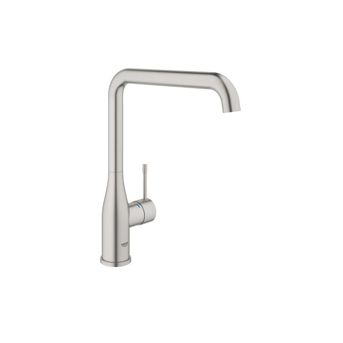 Grohe Essence Kitchen Faucet 30269dc0 Supersteel Swivel Spout