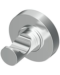 Ideal Standard IOM towel hook A9115AA with fixing set, chrome-plated