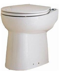 SFA Keramik-Stand-WC SaniCompact C43 weiss, hoch 3m, weit 30m