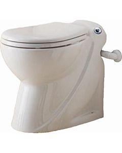 SFA Keramik-Stand-WC SaniCompakt Pro weiss, Anschlussmöglichkeit für WT