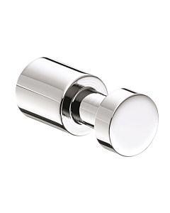Emco Polo Handtuchhaken 077500100 chrom, Durchmesser 14,5 mm, 35 mm kurz