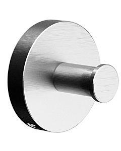 Herzbach Design iX Handtuchhaken 17819000109 30 mm, Edelstahl gebürstet