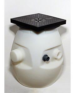 Jung Unterflurbehälter Baufix 100, JP09706  Behälter ohne Pumpe
