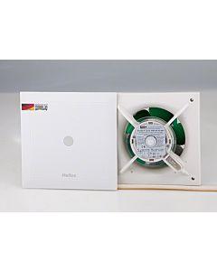 Helios ventilateur M1 / 120 P, 6363 avec détecteur de présence, blanc 170m³ / h