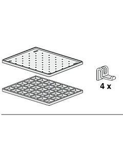 Sanit rangement anthracite 60006000099 pour lavabo fonctionnel multiset 60005B60099