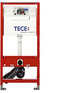 TECEprofil WC-Modul mit Spülkasten 9300000 Betätigung von vorne, Bauhöhe 112 cm