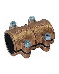 Gebo Dichtschelle 046206022 MD 22, PN 10  2-teilig, für Kupferrohr-Wasserleitungen