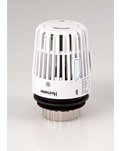 Heimeier Thermostatkopf K 700000500 weiß, mit Nullstellung