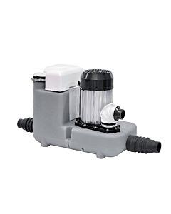 SFA Système de levage haute performance SaniCom 0027 gris, jusqu'à 90 degrés, hauteur: 10 m, largeur: 90 m