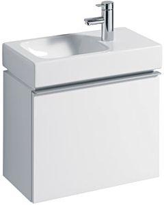 Keramag iCon xs Waschtischunterschrank 840052000 Alpin Hochglanz, 52x42x30,8cm, mit Auszug