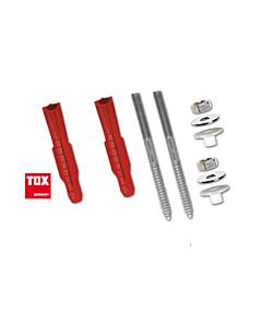 TOX Waschtisch-Befestigung WB-B 04510103 M10 x 140