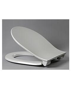 Haro WC-Sitz Malong Premium 517748 weiß, FastFixmutter, SoftClose Funktion