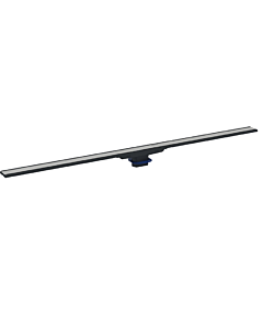 Geberit Duschrinne CleanLine60 154456KS1 Metall poliert/gebürstet, 30-90cm, Fertigset
