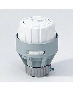 Danfoss Thermostatkopf RA 2000 013G2920 eingebauter Fühler, weiss, Behördenmodell