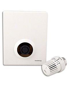 Oventrop Einzelraumregelung Unibox RTL 1022635 mit Thermostat Uni RTLH, weiss
