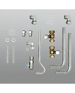 Vaillant VC-Installations-Set 0020039533 Austausch Altinstallationen Unterputz