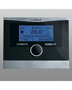 Vaillant Regelung calorMATIC 370 0020108141 digitaler Raumtemperaturregler