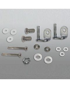 Ideal Standard Scharniersatz zu WC-Sitz K7105AA Tonca