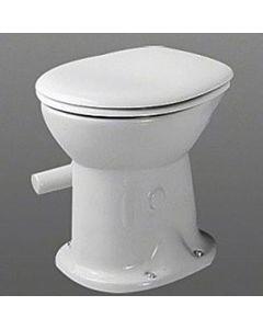 Duravit DuraVital Klappengarnitur 0050230000 Edelstahl, Zubehör für Stand-Trocken-WC