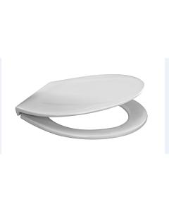 Sanit WC Sitz maxime 56A12010099  Edelstahlscharnier, weiß, Thermoplast