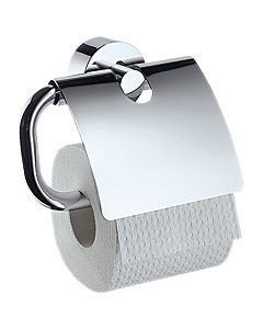 hansgrohe Papierrollenhalter Axor Uno² 41538000 chrom, Metall, mit Deckel