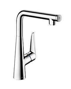 hansgrohe Talis Select S300 Küchenarmatur 72820000 chrom, schwenkbarer Auslauf