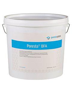 poresta systems BF Dichtmasse 18200203 Gebinde a 6kg