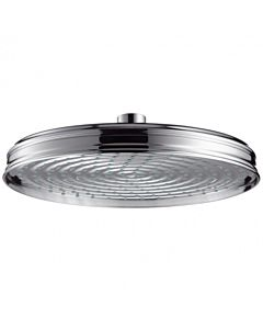 hansgrohe plate hansgrohe shower Axor Carlton / Montreux 240 mm, chrome, large shower rain 28474000