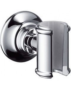 hansgrohe Brausehalter Axor Montreux 16325820 brushed nickel