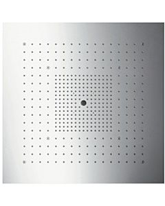 hansgrohe shower Axor Starck ShowerHeaven 720 x 720 mm, without lighting, stainless steel 10625800